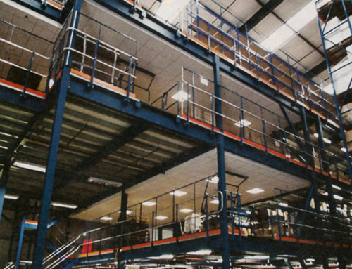 Mezzanine Floors New And Used For Sale Installation